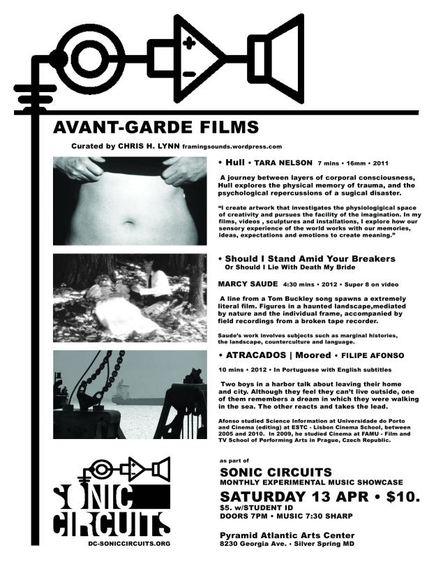 Pyramid Apr 13 2013 Flyer