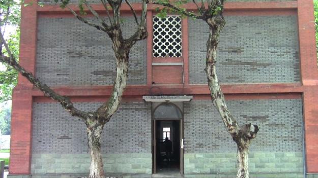 nanjing old building