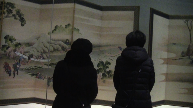 viewing hokusai